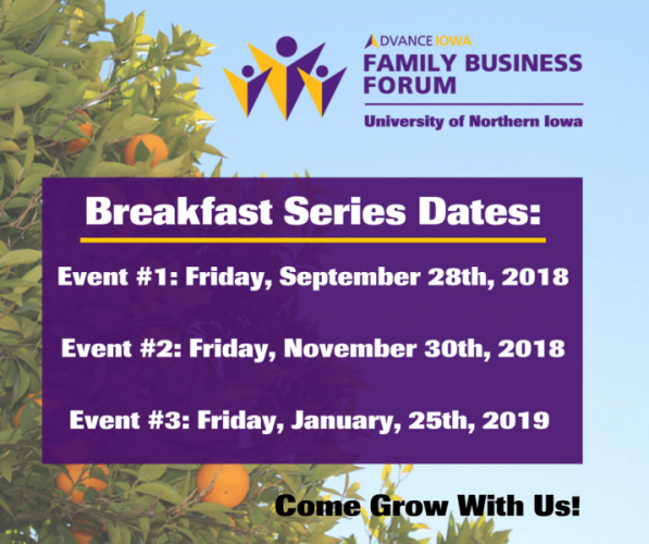 Family Business Forum dates image