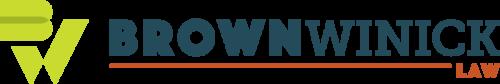brownwinick law firm logo